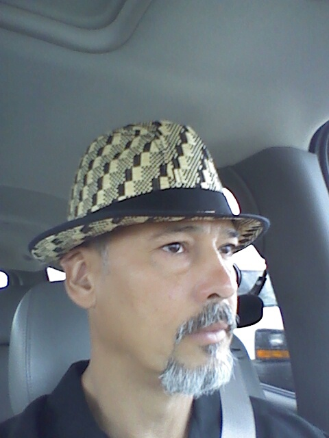 Coconut hat and Toyo Fedora ribbon hat