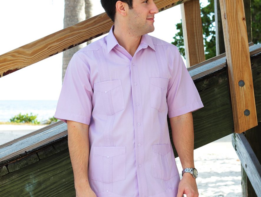 Your Luckiest Guayabera Color for today.