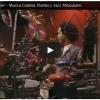 Cuban jazz Music in America.