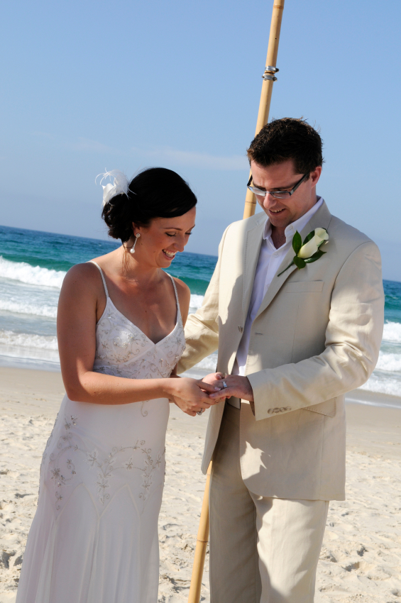 Why A Linen Suit For Your Beach Destination Or Outdoor Tropical Wedding