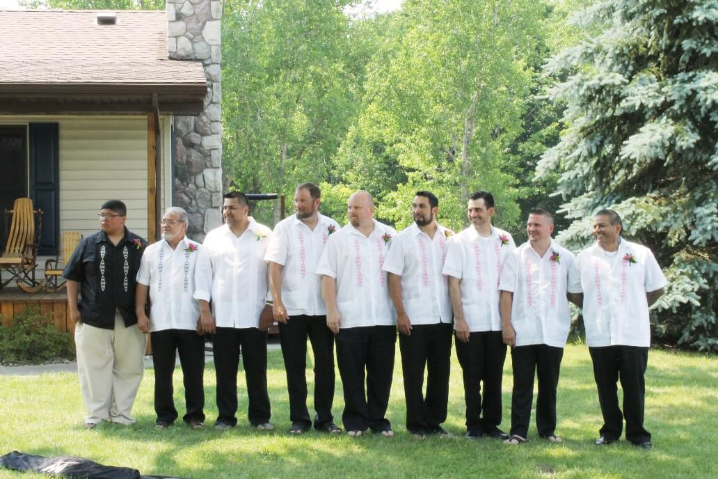 Americans believe that by wearing a Guayabera they accept another culture's elements in their lives, and also honour another it without the need to express